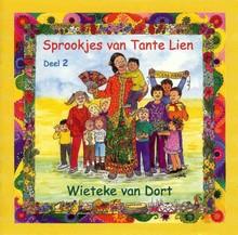 Wieteke van Dort Sprookjes van Tante Lien deel 2