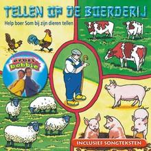 Ernst, Bobbie en de rest Luister & Leer 6 - Tellen op de boerderij - Help boer Sam bij zijn dieren tellen