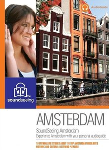 SoundSeeing SoundSeeing Amsterdam (EN) - Experience Amsterdam with your personal audioguide