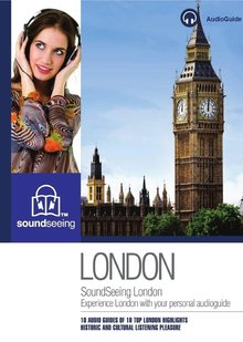 SoundSeeing SoundSeeing London (EN) - Experience London with your personal audioguide