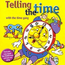 Philip Hawthorn Telling the time - With the time gang