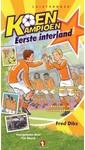 Fred Diks Koen Kampioen - Eerste interland