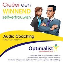 Arjan Koopmans Creëer een winnend zelfvertrouwen - Audio Coaching