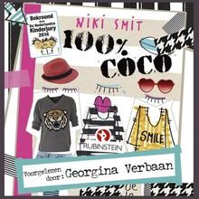 Niki Smit 100 procent Coco - Dagboek van een modeblogger