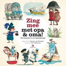 Harmen van Straaten Zing mee met opa en oma - Een klassieker in een eigentijds jasje