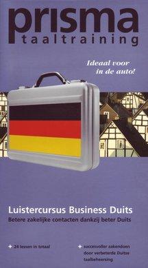 Willy Hemelrijk Luistercursus Business Duits - Betere zakelijke contacten dankzij beter Duits (serie: Prisma Taaltraining)