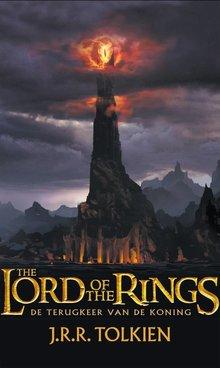 J.R.R. Tolkien In de ban van de ring 3 - De terugkeer van de koning - The Lord of the Rings 3