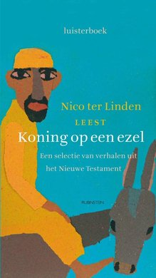 Nico ter Linden Koning op een ezel - Een selectie van verhalen uit het Nieuwe Testament