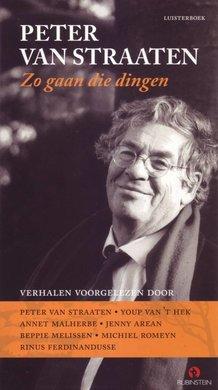 Peter van Straaten Zo gaan die dingen - Verhalen