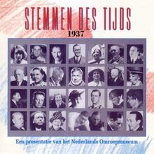 Instituut voor Beeld en Geluid Stemmen des Tijds 1937 - Een presentatie van het Nederlands Omroepmuseum