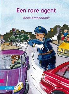 Anke Kranendonk Een rare agent
