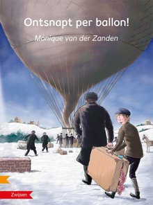 Monique van der Zanden Ontsnapt per ballon