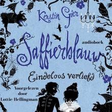 Kerstin Gier Saffierblauw - Eindeloos verliefd - Edelsteentrilogie #2