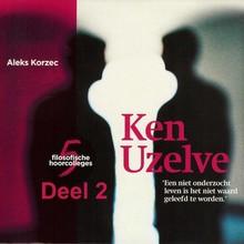 Aleks Korzec Ken Uzelve - deel 2: Bezoek een psychiater - Een niet onderzocht leven is het niet waard geleefd te worden'