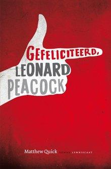 Matthew Quick Gefeliciteerd, Leonard Peacock