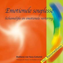 Tessa Gottschal Emotionele souplesse incl. Basismeditatie - Mediteren met Tessa Gottschal
