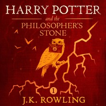 J.K. Rowling Harry Potter and the Philosopher's Stone - Book 1