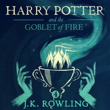 J.K. Rowling Harry Potter and the Goblet of Fire - Book 4