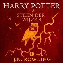 J.K. Rowling Harry Potter en Steen der Wijzen - Boek 1