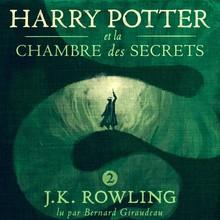 J.K. Rowling Harry Potter et la Chambre des Secrets - Livre 2