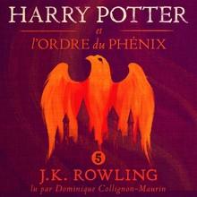 J.K. Rowling Harry Potter et l'Ordre du Phénix - Livre 5
