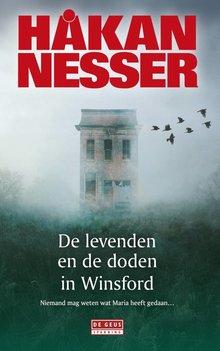 Håkan Nesser De levenden en de doden in Winsford - Niemand mag weten wat Maria heeft gedaan...