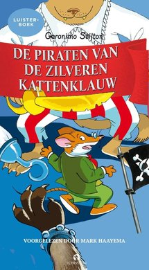 Geronimo Stilton De piraten van de zilveren kattenklauw