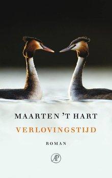 Maarten 't Hart Verlovingstijd - Voorgelezen door Jeroen Willems - Met een nawoord van Maarten 't Hart
