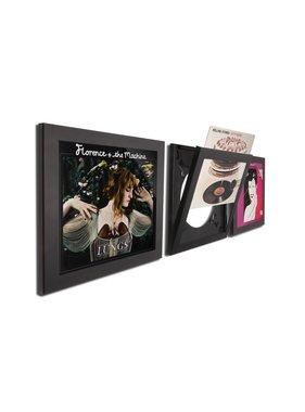 Art Vinyl Play and Display Flip Frame