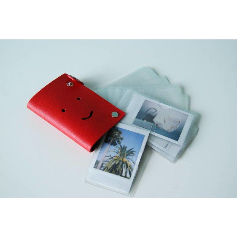 Карманный фотоальбом Fuji Instax Mini Красный