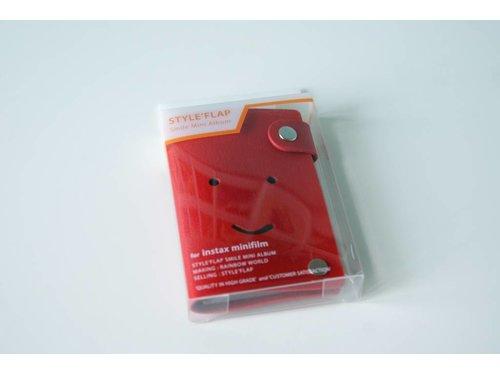 Красный фотоальбом для фотографий Fujifilm Instax Mini