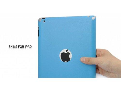 Виниловая наклейка для iPad 2, 3, 4 Голубая