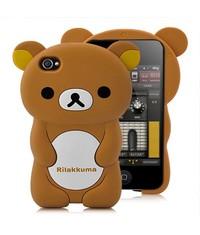 Чехол мишка Rilakkuma для iPhone 4/4S