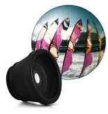 Razur Fisheye объектив фишай для iPhone 4, 4S