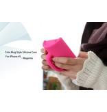 Taylor Mug чехол-кружка для iPhone 4/4S Розовый