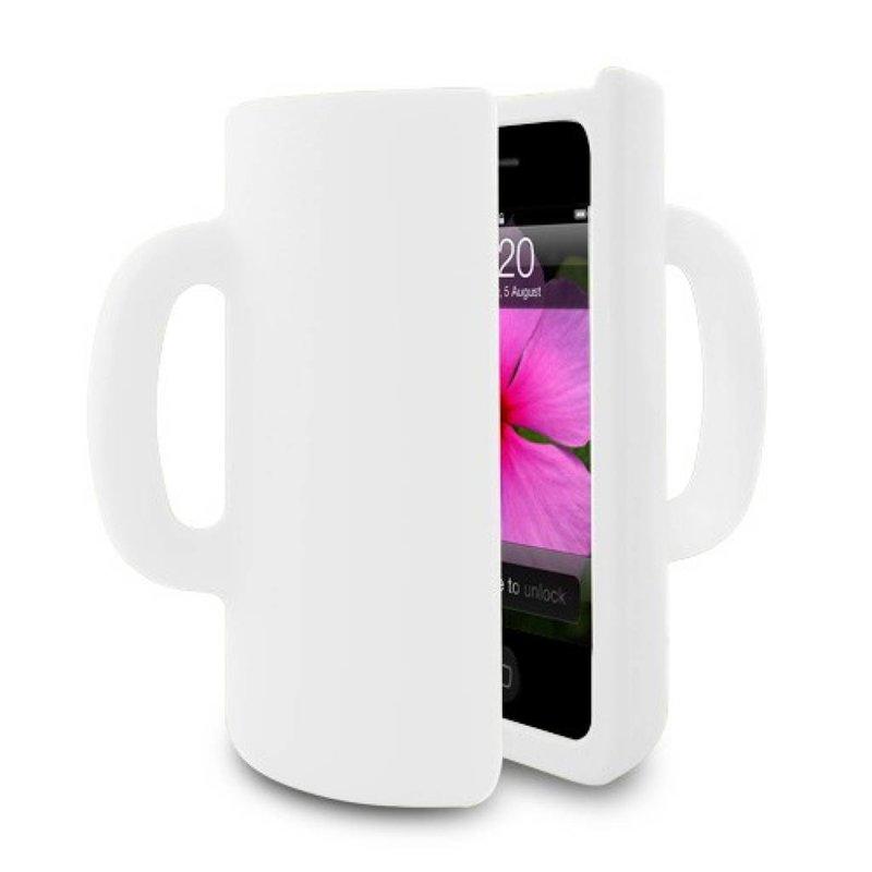 Чехол кружка для iPhone 4/4S