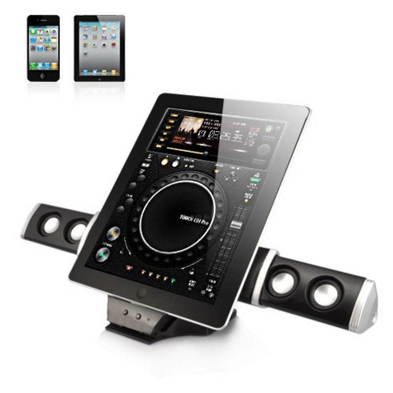 Динамик iPega для iPad 2 3 iPhone 4/4s