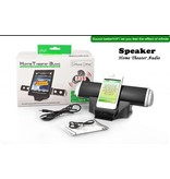 Док-станция динамик iPega для iPhone 4/4s iPad 2 3