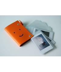 Карманный фотоальбом Fuji Instax Mini Оранжевый