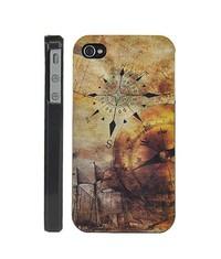 Задняя крышка Компас iPhone 4/4S