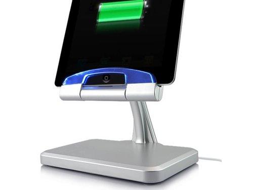 Подставка док-станция iPega для New iPad 2, 3 iPhone 4/4s
