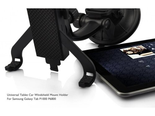 Универсальный авто держатель для планшетов Galaxy Tab, Apple iPad
