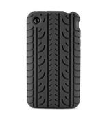 Силиконовый чехол шина для iPhone 3G/3GS Черный