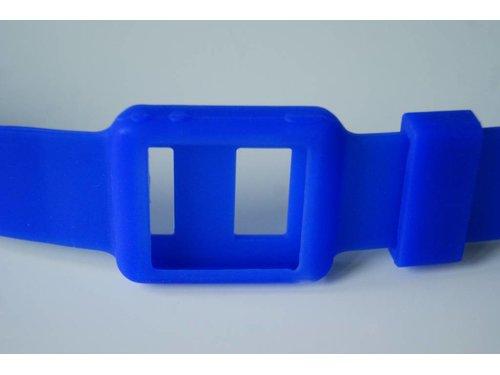 Спортивный ремешок для iPod Nano 6g Синий