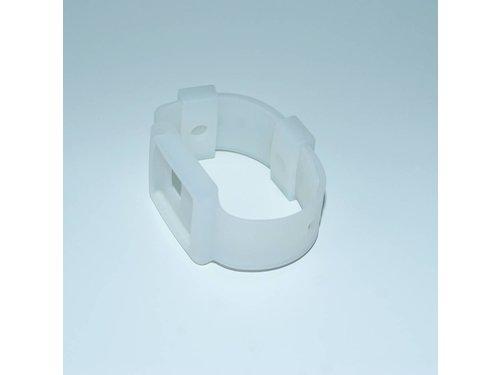 Силиконовый чехол часы ремешок  для iPod Nano 6g Белый