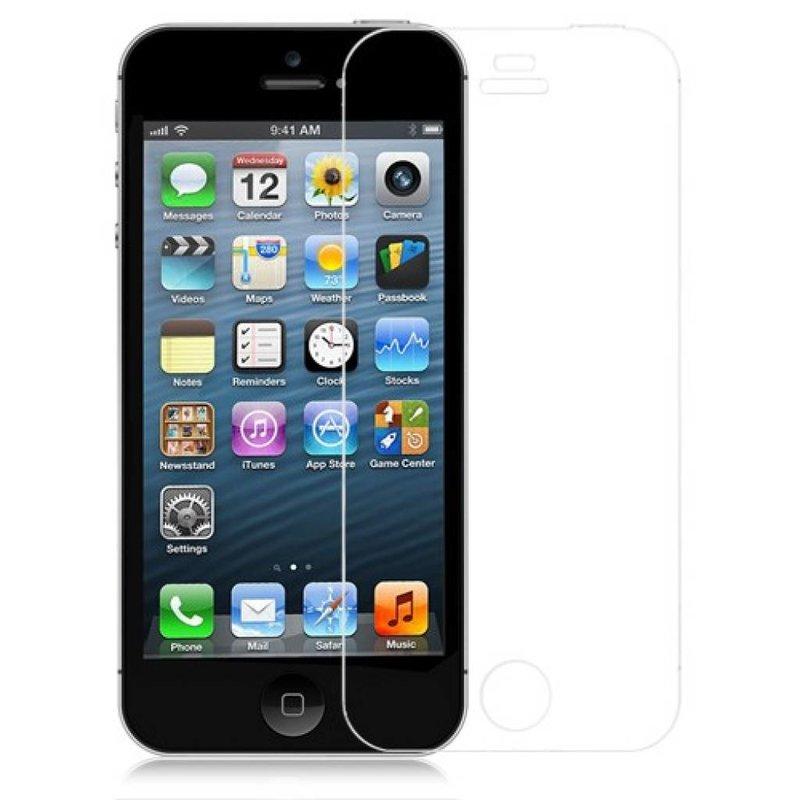 Защитная пленка на экран iPhone 5/5s