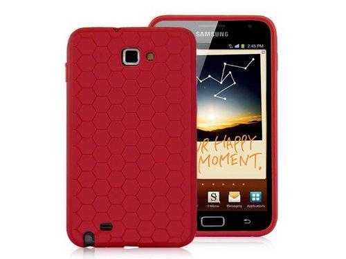 Полиуретановый чехол соты для Samsung Galaxy Note i9220