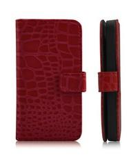 Красный кошелек чехол для iPhone 5