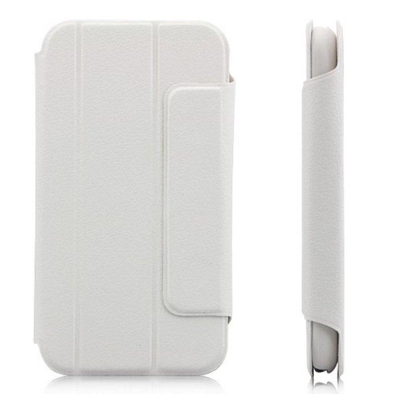 Чехол с подставкой для Galaxy S3 i9300 Белый