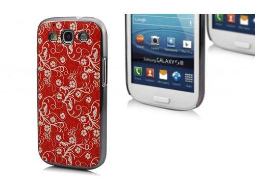 Стильная задняя крышка Хохлома для Samsung S 3 i9300
